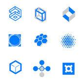 Logotypes — Stock Vector