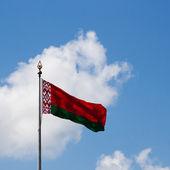 Belorussian flag — Stockfoto