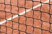 Tennisbana — Stockfoto