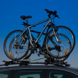 Bike transportation — Stock Photo #19059069