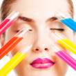 Choice in makeup industry — Stock Photo
