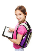I use this application for learning — Stock Photo