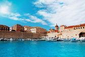 Port of Dubrovnik — Stock Photo