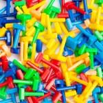 Mosaic pieces — Stock Photo