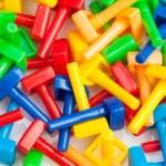 Colorful mosaic — Stock Photo