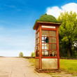 Telephone buzz in Lithuania — Stock Photo #32010483