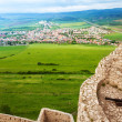 Stock Photo: Spis hrad view from castle