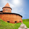 Stock Photo: Tower in Kaunas castle