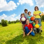 Kids like sports — Stock Photo #32013037