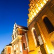 Stock Photo: Jesuit Church in Warsaw