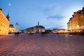 Plac Zamkowy — Stock Photo