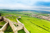 Lower part of Spis castle — Stock Photo
