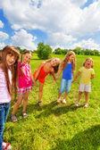 Zabawa dla dziewczyn — Zdjęcie stockowe