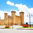 Bolsena castle  — Stock Photo #36199229