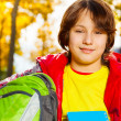 Boy after school — Stock Photo #36199877