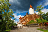 Krivoklat castle in Czech republic — ストック写真