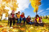 çocuklar grup — Stok fotoğraf
