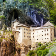 Castle in the mountain — Stockfoto