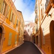 Street in old town in Monaco — Stock Photo #36200269