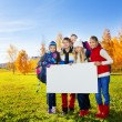 Group of kids — Stock Photo #36200367