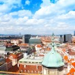 View from St. Stephen's Cathedral — Stock Photo
