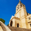 Avignon church — Stock Photo