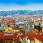 Panorama of Nice — Stock Photo