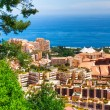 Residential  area of Monaco — Stock Photo