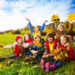 Group of kids — Stock Photo #36201011