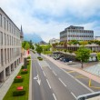 Streets of Vaduz — Stock Photo