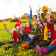 Group of kids — Stock Photo #36201195