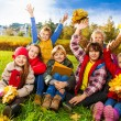 Group of kids — Stock Photo #36201285