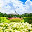 Volksgarten park — Stock Photo