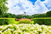 Volksgarten park — Stock Photo
