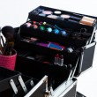 Makeup brushes and tools — Stock Photo