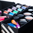 Makeup artist case — Stock Photo