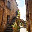 Narrow streets of Bagnoregio — Stock Photo #42493455