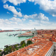 View of the central Venice — Stock Photo