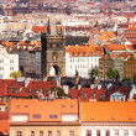 Panorama of Prague — Stock Photo #42493997
