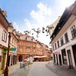 Street in Ljubljana — Stock Photo #42494077