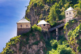 Hochosterwitz castle in Austria — Stock Photo