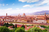 Towers and cathedrals of Florence — Φωτογραφία Αρχείου