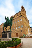 Statue in Florence — 图库照片