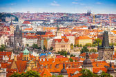 Panorama of Prague — Stock Photo