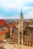 City centre of Munich — 图库照片