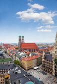 Panorama in Munich — Stock Photo