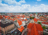 City view of Munich, — Stock Photo