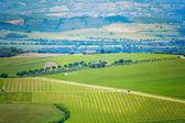 Tuscany landscape, Italy — Stock Photo