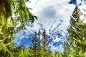 Mont blanc — Stock fotografie