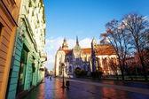 St Elisabeth cathedral in Kosice, Slovakia — Stock Photo